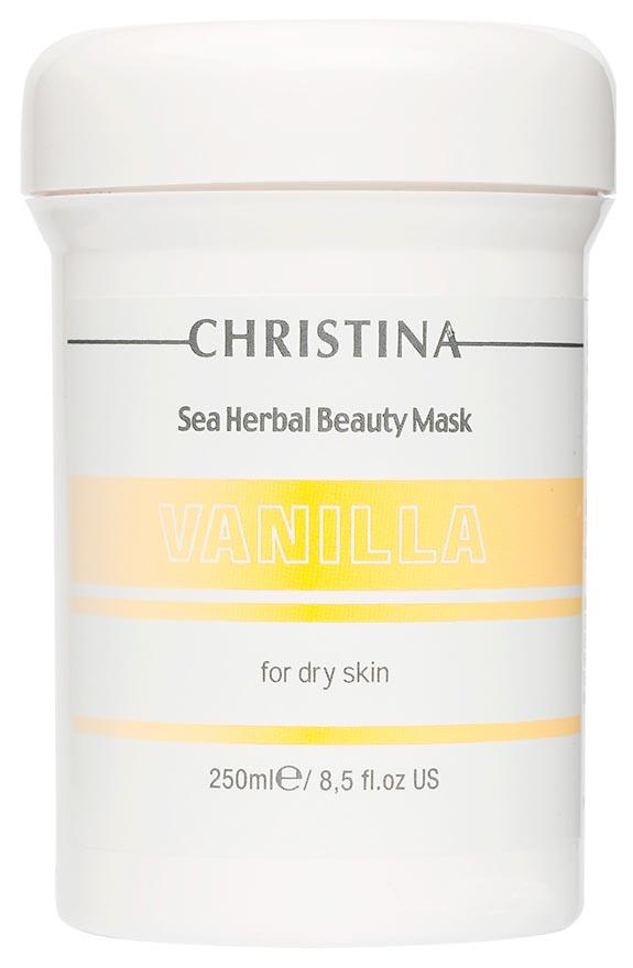 Маска для лица Christina Sea Herbal Beauty Mask Vanilla 250 мл фото