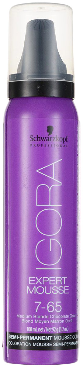 Купить Мусс для волос Schwarzkopf Professional Тонирующий мусс 7-65