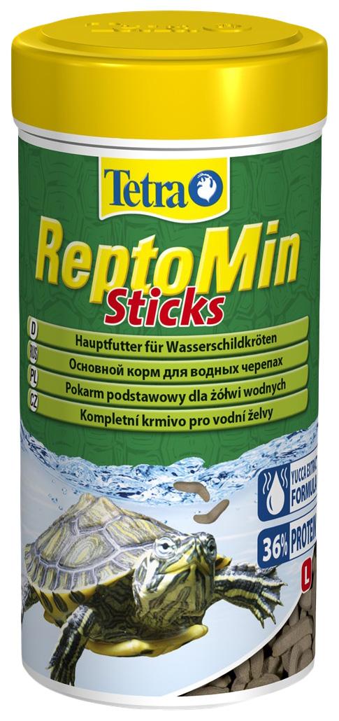 Корм для черепах Tetra ReptoMin 1л