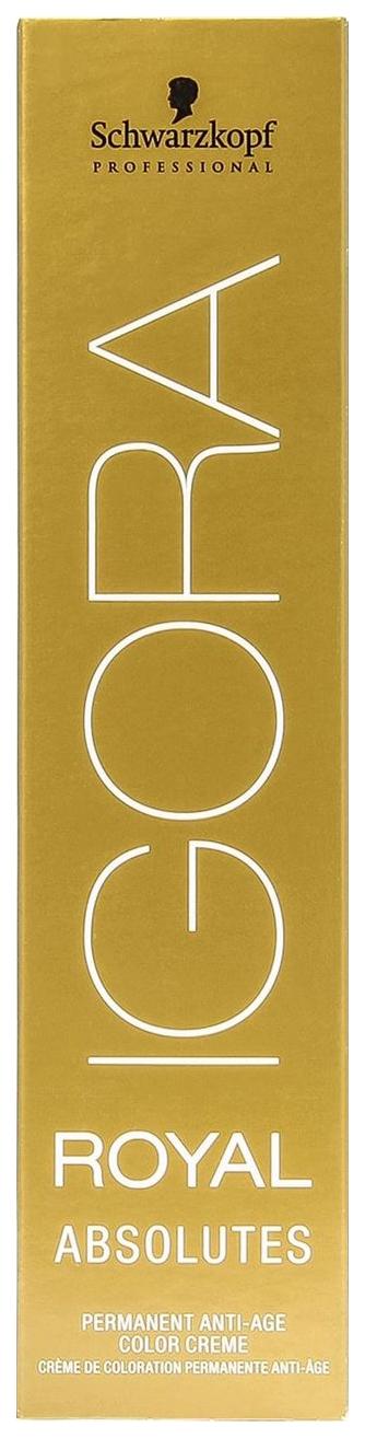 Краска для волос Schwarzkopf 7-560 Средний русый золотистый шоколадный, 60 мл