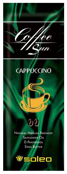 Средство для солярия Soleo Cappuccino 15 мл