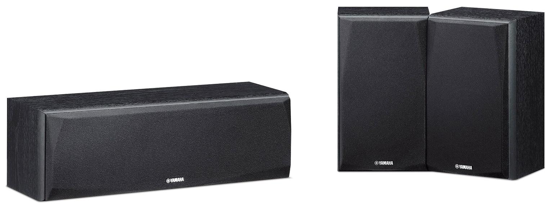 Акустическая система Hi-Fi Yamaha NS-P51 Black ANSP51B