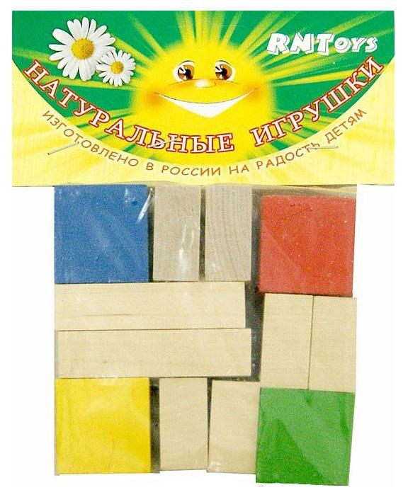 Развивающая игрушка RNToys Конструктор Кубик и