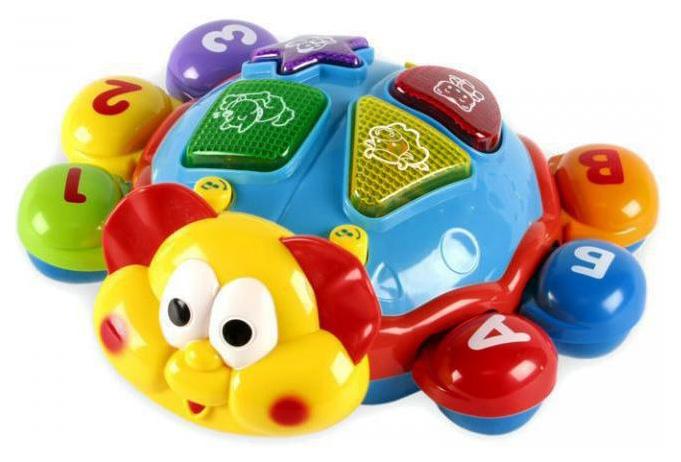 Интерактивная игрушка Shantou Gepai Жук 7013
