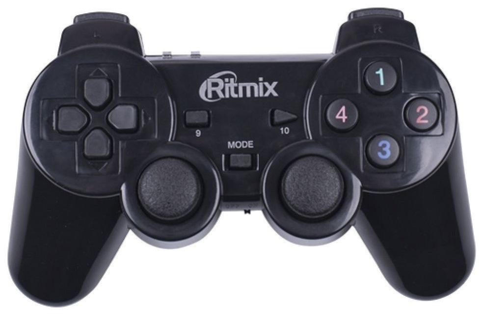 Геймпад RITMIX GP 020wps Black