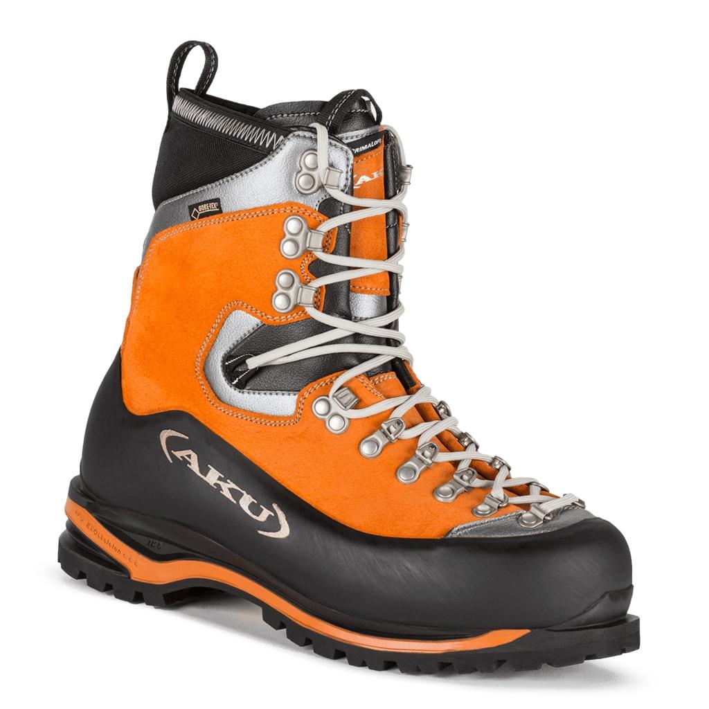 Ботинки мужские AKU Montagnard GTX, orange,
