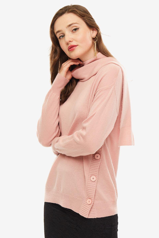 Джемпер женский Pinko розовый