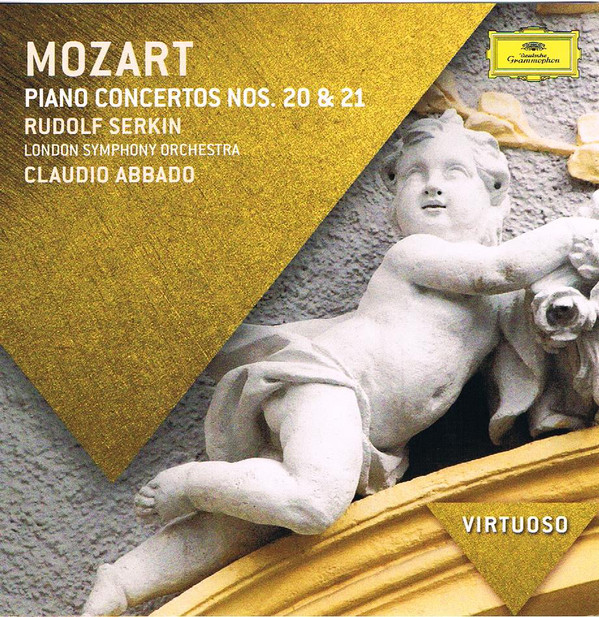 Аудио диск Abbado, Claudio Mozart: Piano Concertos Nos.20 #and# 21