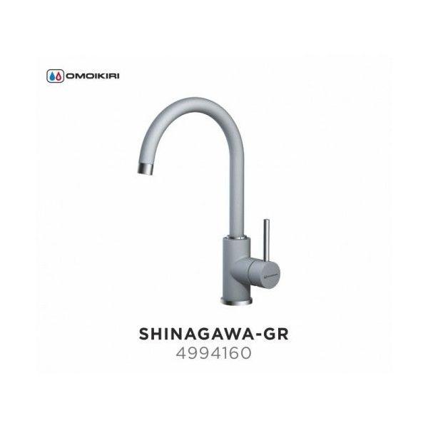 OMOIKIRI SHINAGAWA GR LENINGRAD GREY 4994160