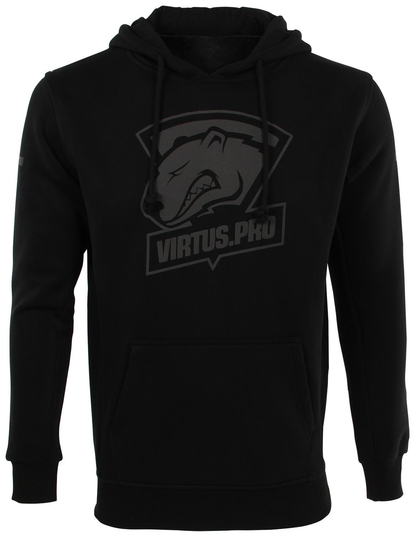 Худи Virtus Pro Hoodie Grey Логотип (S)
