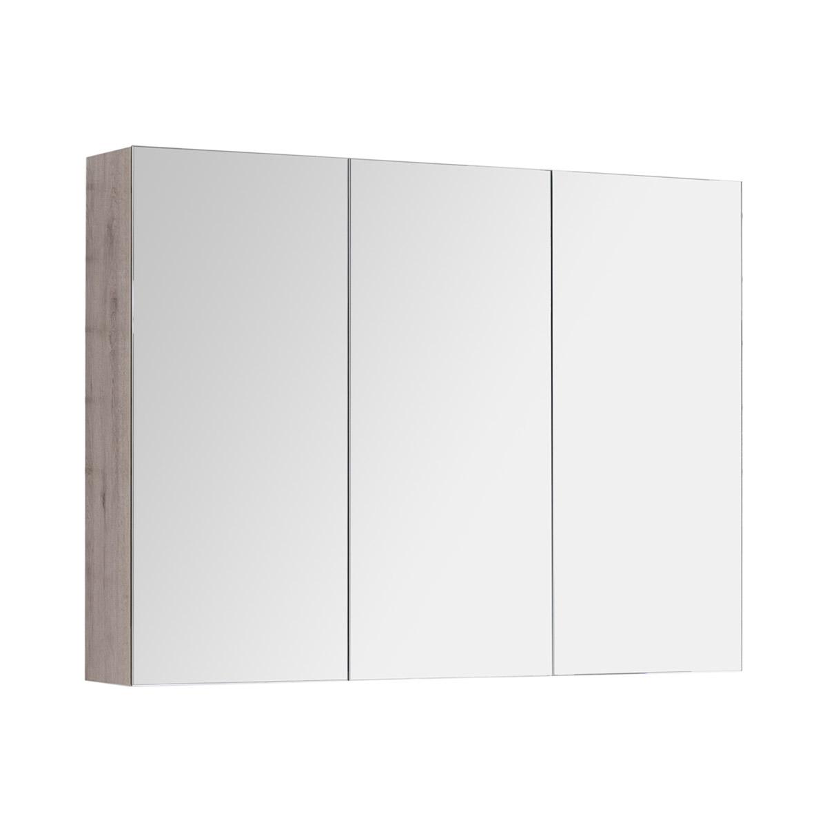 Зеркальный шкаф для ванной Dreja 77.9004D