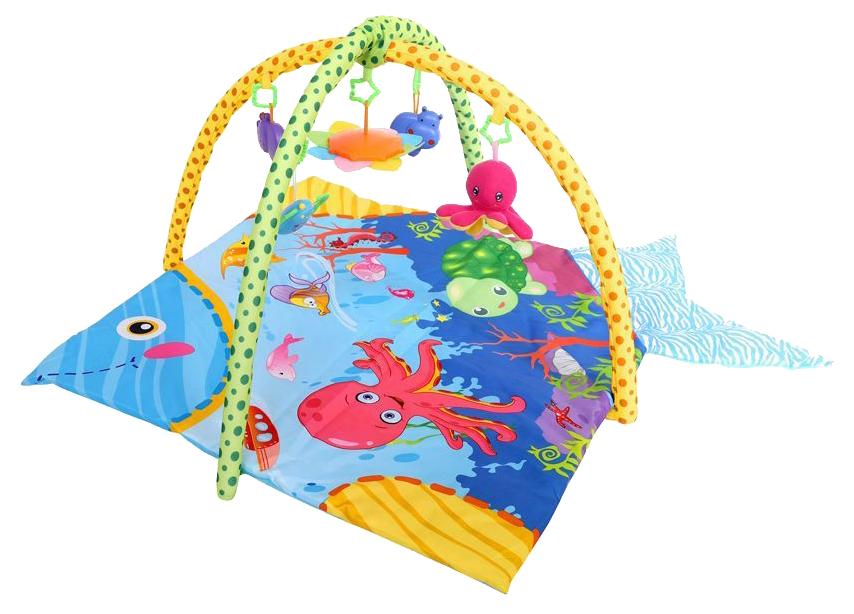 Купить Развивающий игровой коврик Lorelli Toys Океан , Развивающие коврики и центры