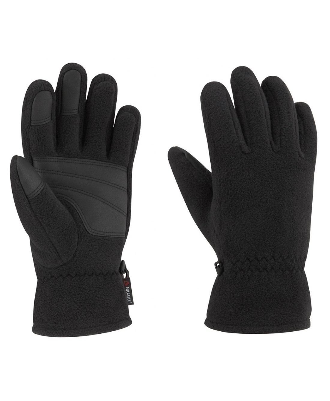 Перчатки Bask Windblock Glove Pro, черные, S