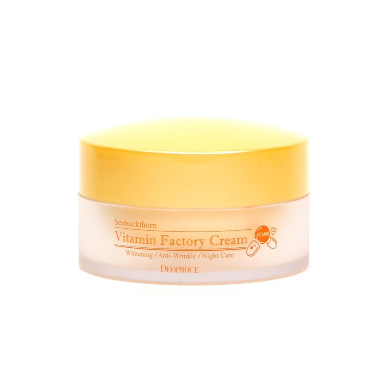 Купить Крем для лица DEOPROCE Vitamin Factory Cream 100гр