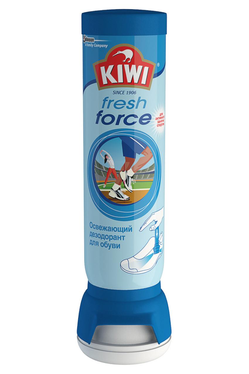 Спрей дезодорант освежающий для обуви Kiwi Fresh