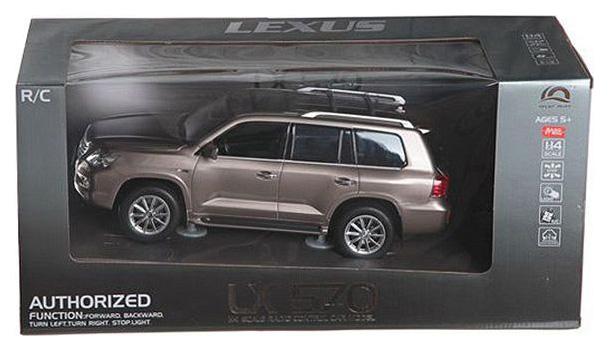 Купить Машина на радиуоправлении lехus lх570 масштаб, 1:14 Shаntоu Gераi НQ200125, Shantou Gepai,
