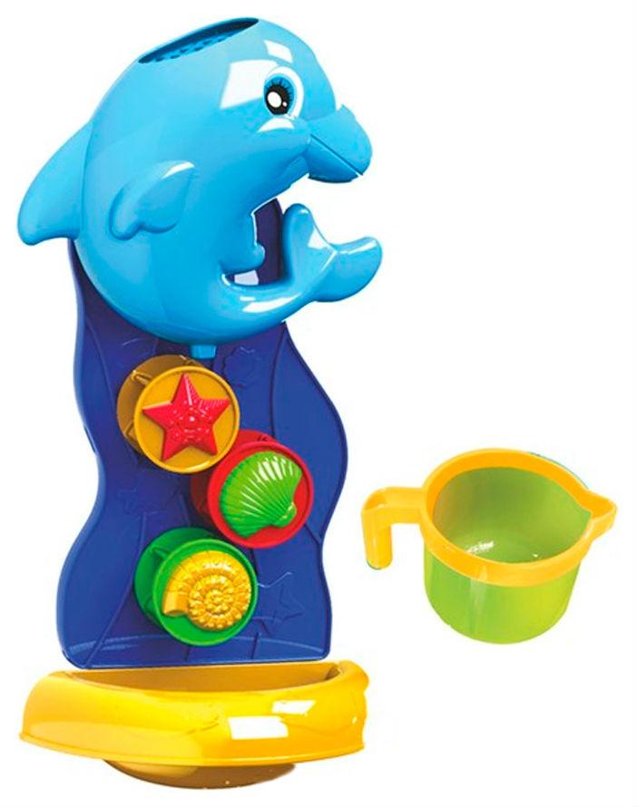 Купить Игрушка для купания Биплант Дельфин №1,