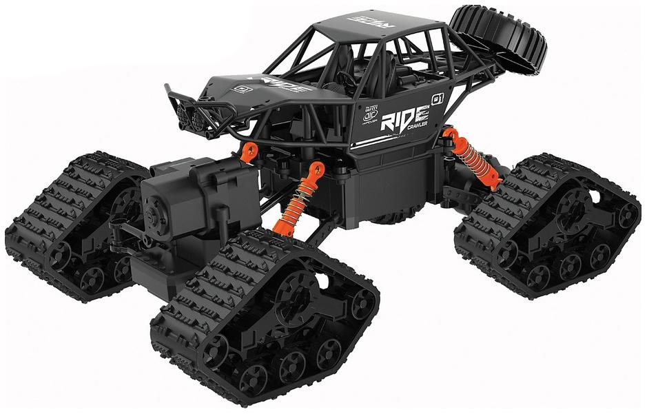 Радиоуправляемая машина Наша игрушка Вездеход Амфибия, 4WD,