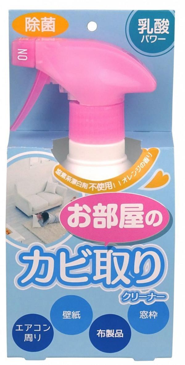 Универсальное моющее средство для удаления плесени Yuwa аромат апельсина спрей 180 мл