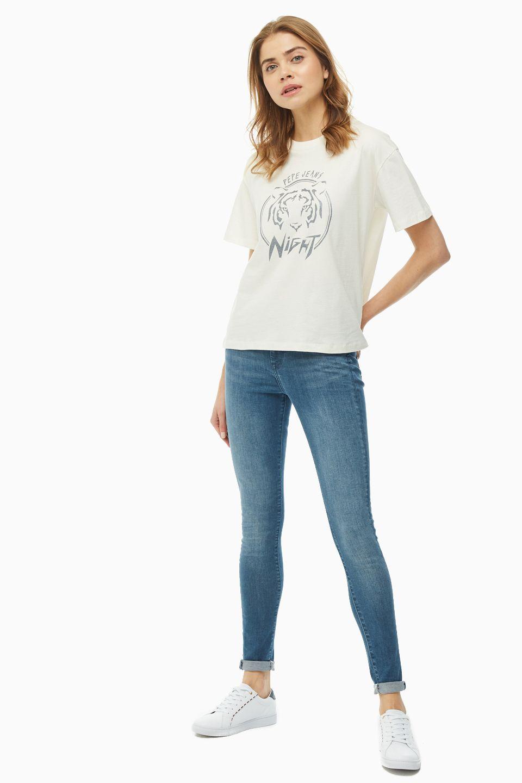Джинсы женские Pepe Jeans PL200398HA5.000 синие 26/32, PL200398HA5.000