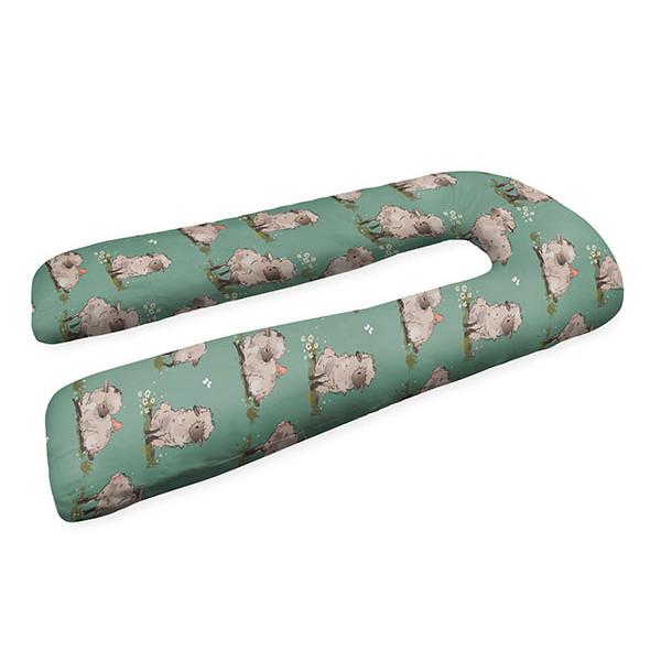 Подушка для беремненных MARENGO TEXTILE Овечки фото