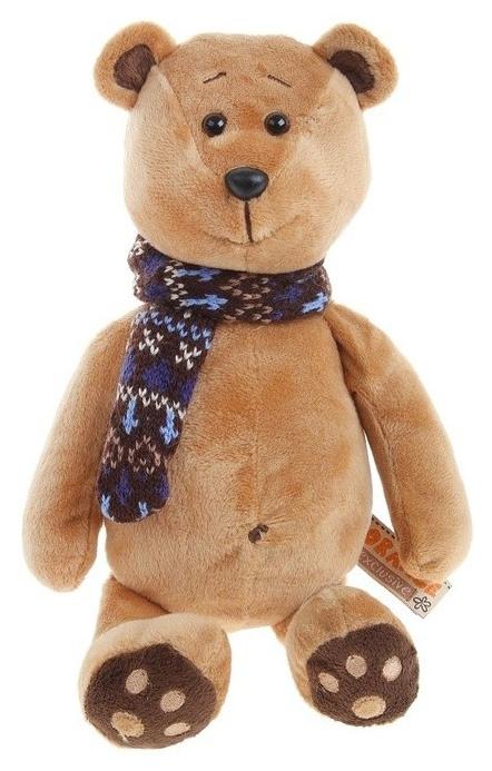 Купить Мягкая игрушка Медвежонок Медок в шарфике (30 см), Orange Toys, Мягкие игрушки животные
