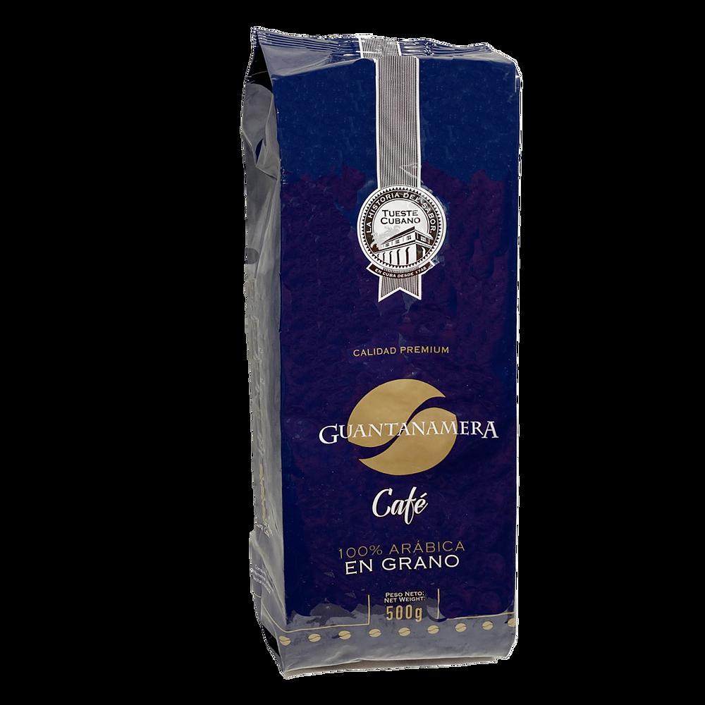 Кофе в зернах Guantanamera 500 г