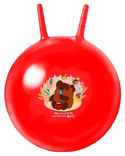 Купить Мяч-попрыгун ЯиГрушка Винни Пух 50 см, Детские мячи