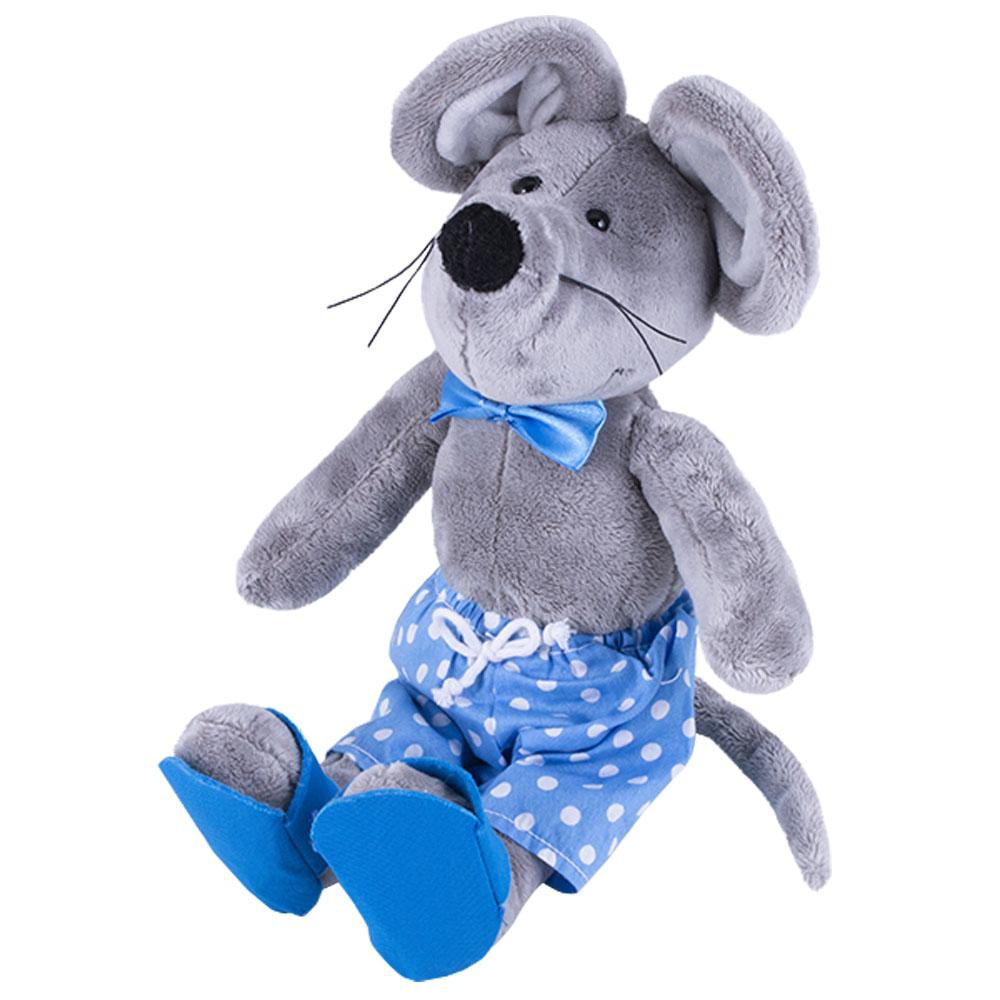 Купить Мягкая игрушка Aurora Мышка 36см, Мягкие игрушки животные
