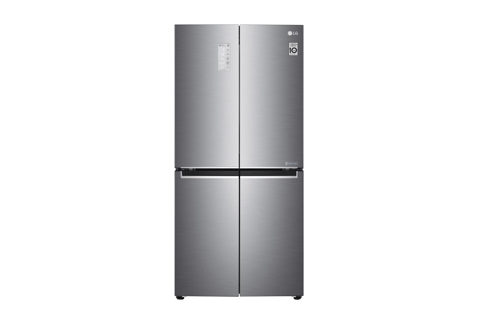 Холодильник LG GC-B22FTMPL фото