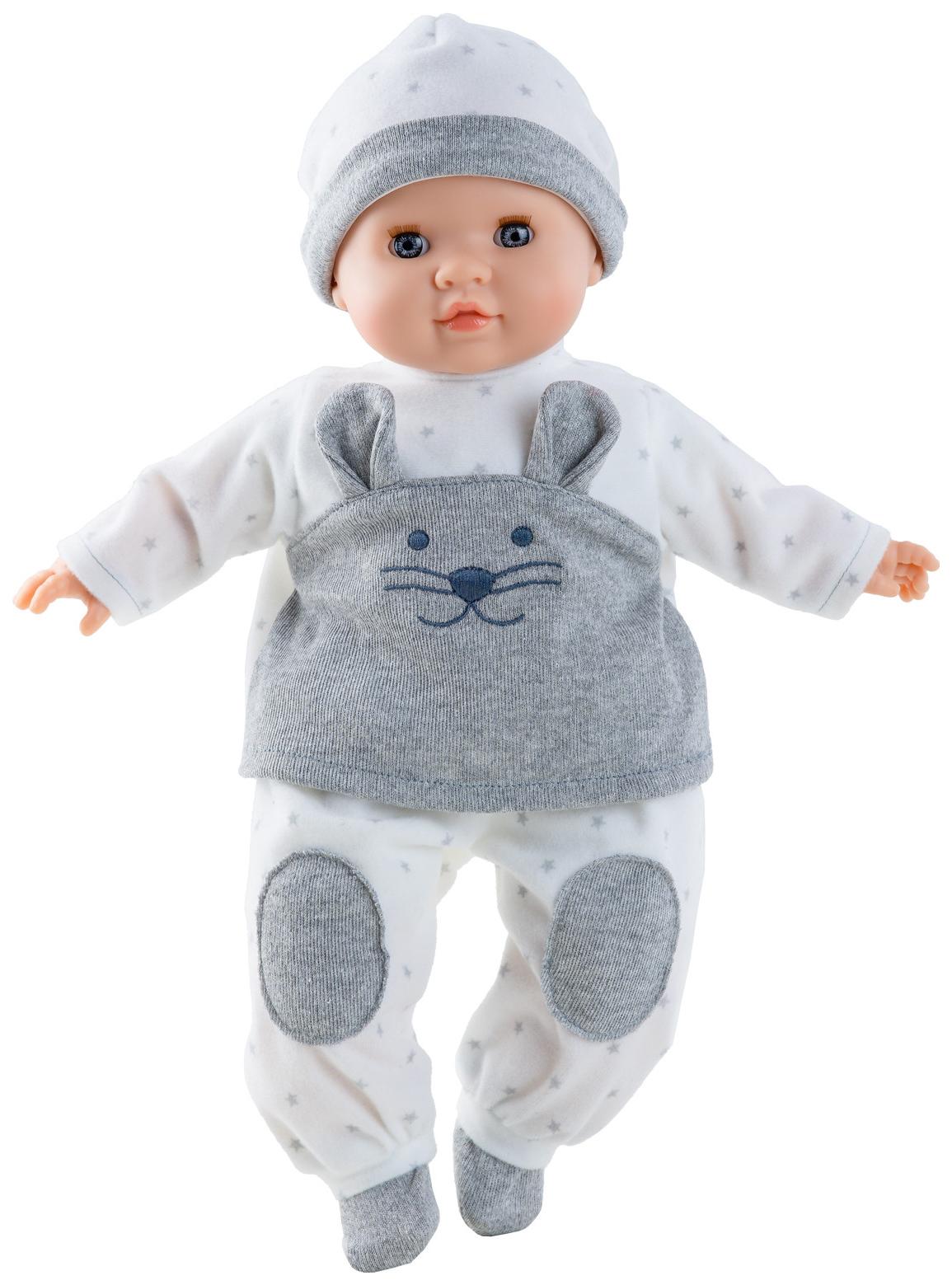 Кукла Paola Reina Хулиус, 36 см, Классические куклы  - купить со скидкой