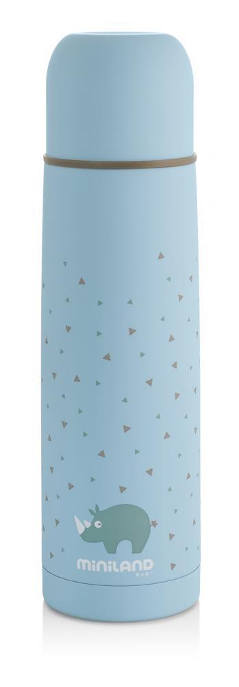 Термос Miniland Silky 0,5 л голубой
