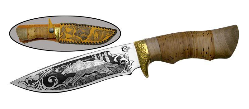 Разделочный нож СН 05 от Ворсма
