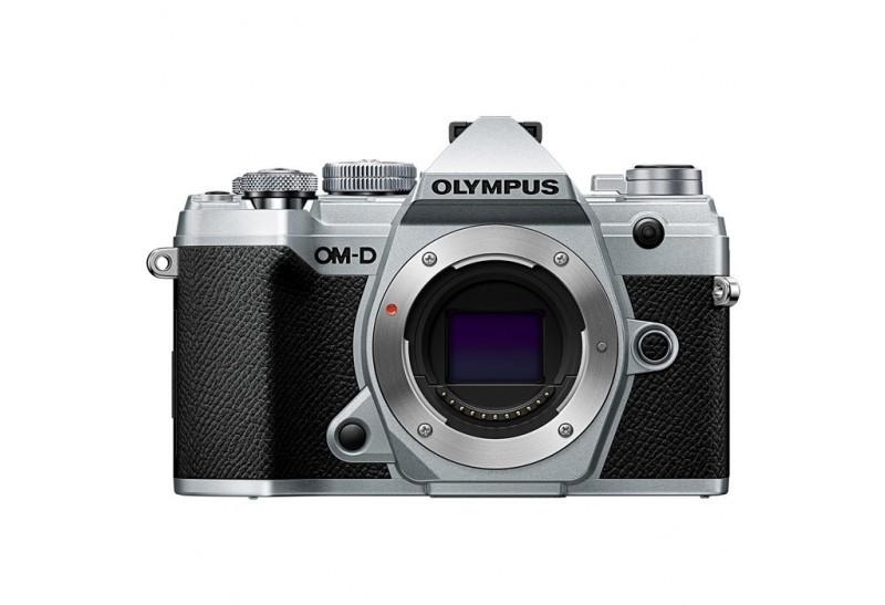 Фотоаппарат системный Olympus E-M5 Mark III Silver фото