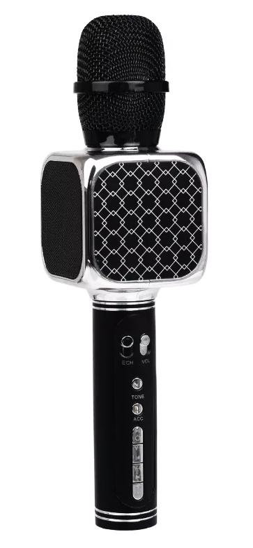 Беспроводной караоке-микрофон YS-05 Black
