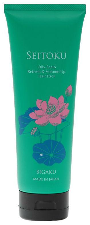 Купить Маска для волос Bigaku Oily Scalp Refresh&Volume Up 250 г