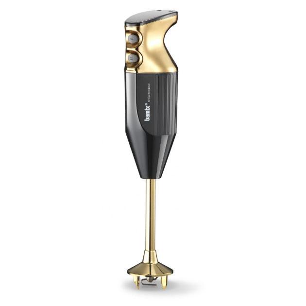 Блендер Bamix LuxuryLine M200 Gold Crown