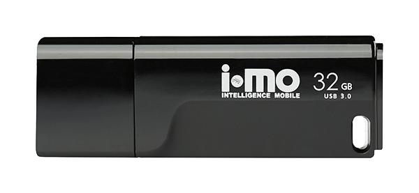 USB флешка IMO Tornado 32GB Black (IM32GBTN