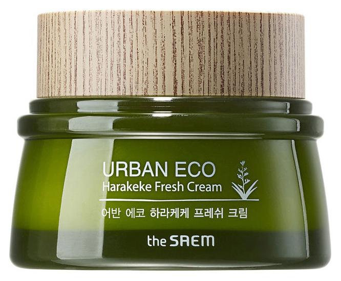 Крем для лица The Saem Urban Eco Harakeke Fresh Cream 60 мл