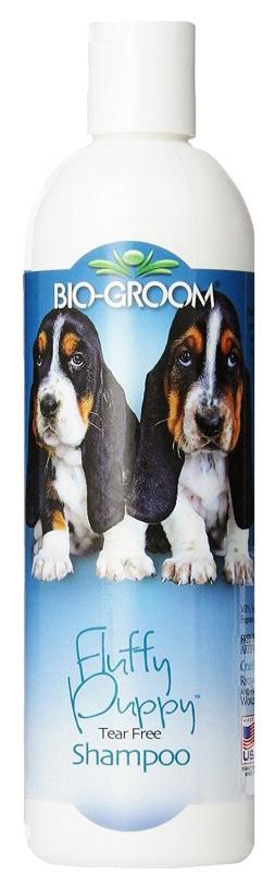 Шампунь для щенков и котят Bio-Groom Fluffy Puppy без слез, универсальный, 355 мл