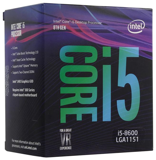 INTEL BX80684I58600
