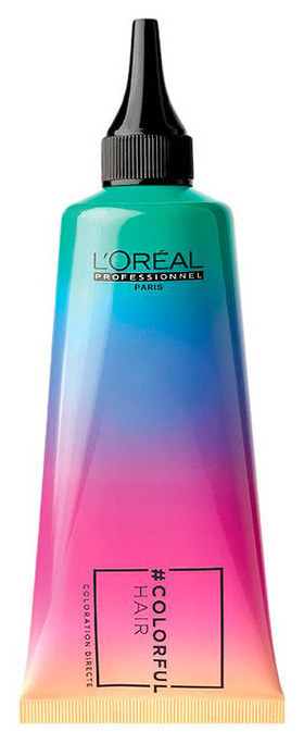 Краска для волос L\'Oreal Professionnel Colorful Hair Red Lipstick 90 мл