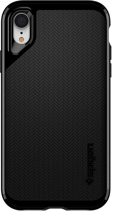 Чехол Spigen Neo Hybrid (064CS24879) для iPhone XR (Jet Black)