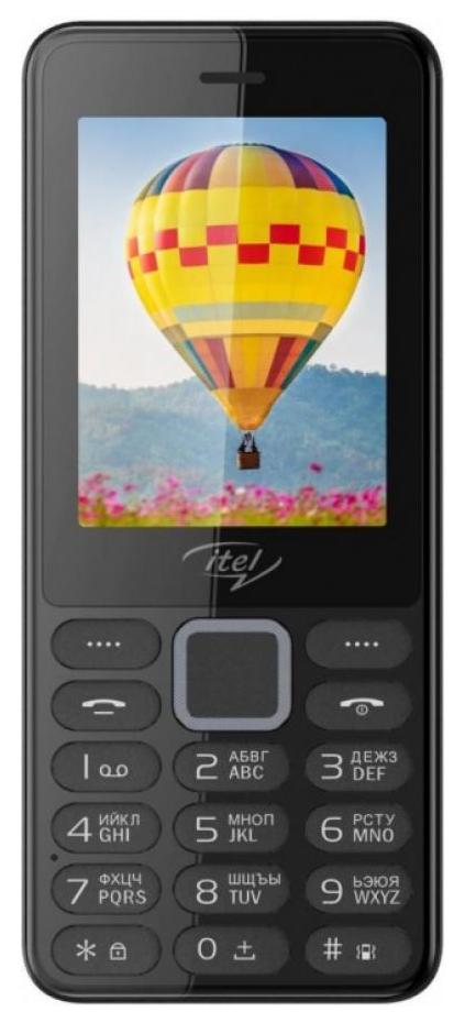 Мобильный телефон Itel IT5022 DS Elegant Black фото