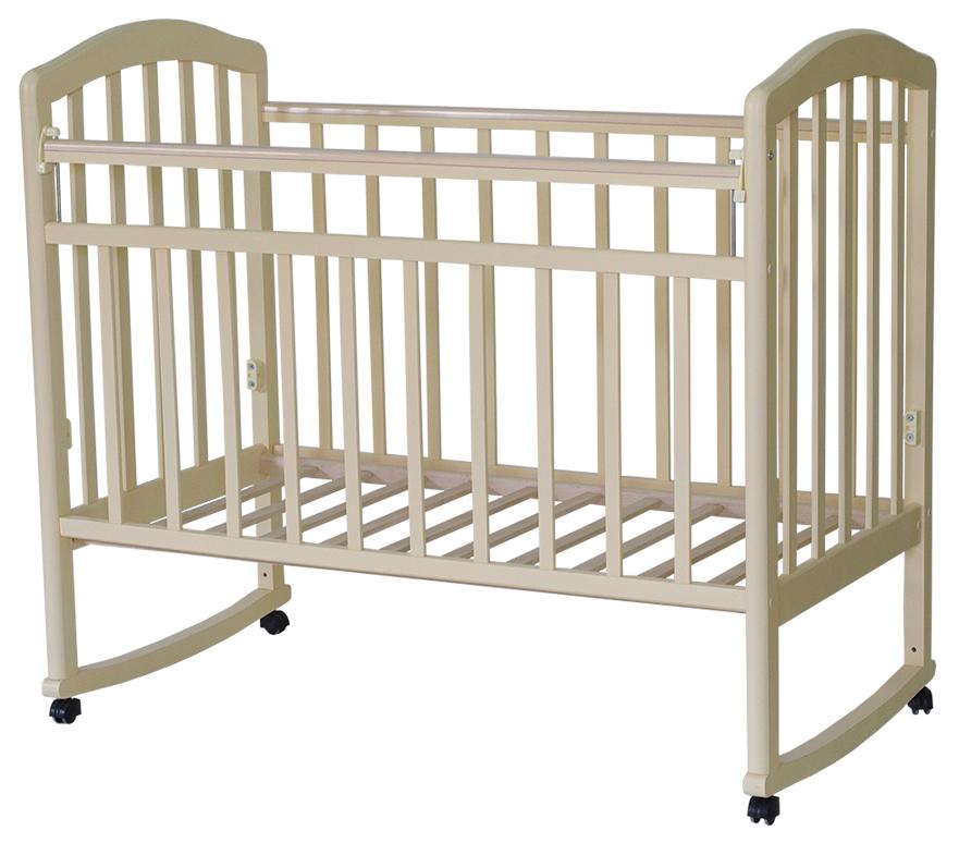 Кровать детская Антел Алита с колесом качалкой