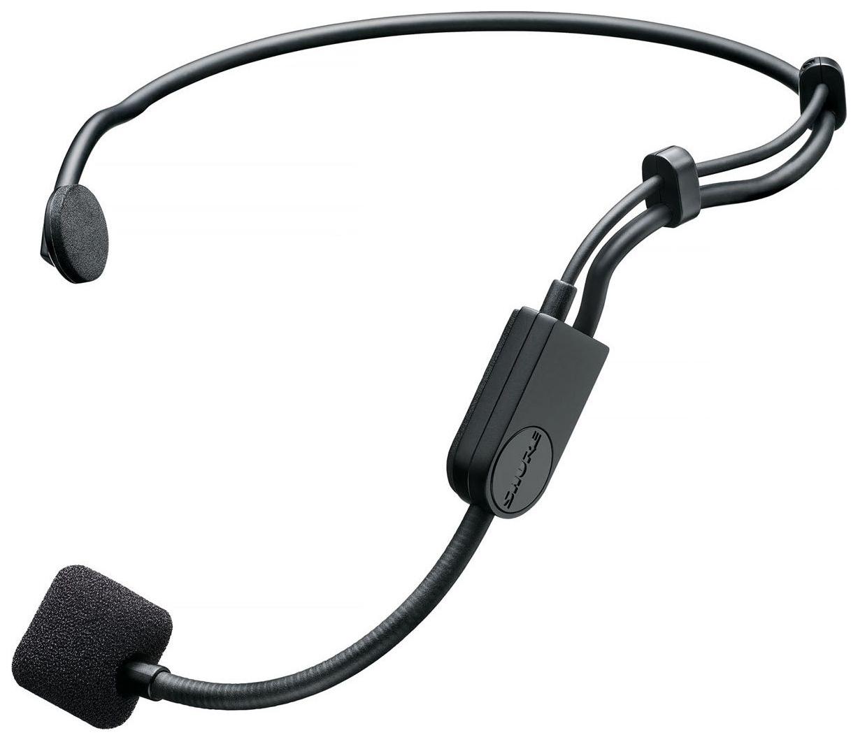 Микрофон Shure PGA31-TQG для радиосистем с разъемом TA4F