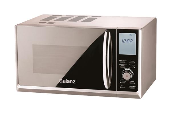 Микроволновая печь соло Galanz MOG 2343S silver