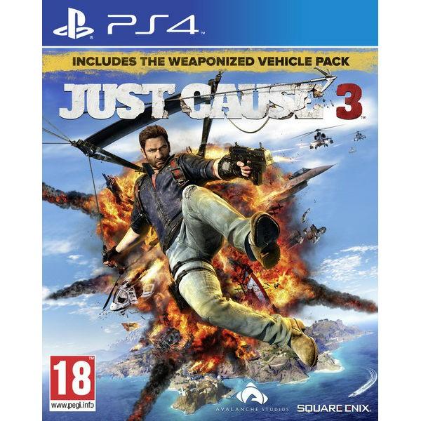 Игра Just Cause 3 + DLC Weaponized