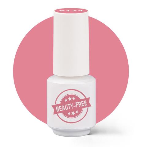 Купить Гель-лак для покрытия ногтей BEAUTY-FREE Flourish №174 Цветочная полянка, 4 мл
