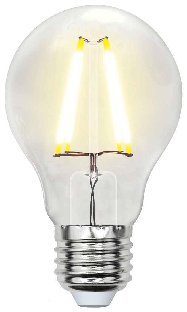 Лампочка Uniel LED A60 8W/NW/E27/CL